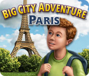 Play Big City Adventure: Paris Game Download Free