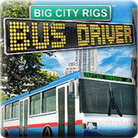 Big City Rigs Bus Driver Game - Buy Big City Rigs Bus Driver Game