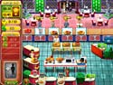 Burger Bustle: Ellie's Organics Game screenshot 2 - click for larger view