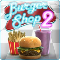 online burger shop games