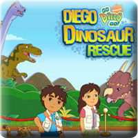 Diego Dinosaur Rescue Game - Free Diego Dinosaur Rescue Game Downloads