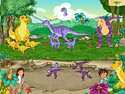 Diego Dinosaur Rescue Game screenshot 1 - click for larger view
