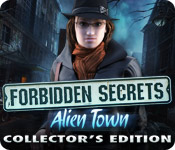 Forbidden Secrets: Alien Town Collector's Edition Game - Play Forbidden Secrets: Alien Town Collector's Edition Game Download Free