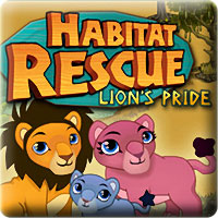 Habitat Rescue Lion's Pride Game - Free Habitat Rescue Lion's Pride Game Downloads