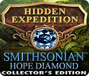 Play Hidden Expedition: Smithsonian Hope Diamond Collector's Edition Game Download Free