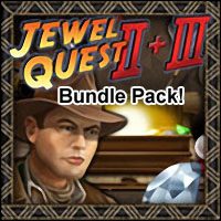 Double Play Jewel Quest 2 & Jewel Quest 3 Bundle Game - Free Double Play Jewel Quest 2 & Jewel Quest 3 Bundle Game Downloads