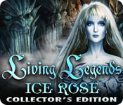 Living Legends: Ice Rose Collector's Edition Game - Play Living Legends: Ice Rose Collector's Edition Game Download Free