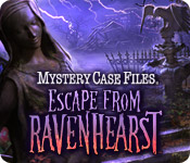 Mystery Case Files: Escape from Ravenhearst Game - Play Mystery Case Files: Escape from Ravenhearst Game Download Free