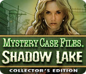 Play Mystery Case Files: Shadow Lake Collector's Edition Mac Game Download Free