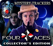Mystery Trackers: Four Aces Collector's Edition Game - Play Mystery Trackers: Four Aces Collector's Edition Game Download Free