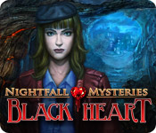 Nightfall Mysteries: Black Heart Game - Play Nightfall Mysteries: Black Heart Game Download Free
