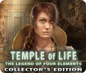 Temple of Life: The Legend of Four Elements Collector's Edition Game - Play Temple of Life: The Legend of Four Elements Collector's Edition Game Download Free