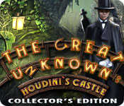 The Great Unknown: Houdini's Castle Collector's Edition Mac Game - Play The Great Unknown: Houdini's Castle Collector's Edition Game for Mac Download Free