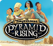 The Timebuilders: Pyramid Rising Game - Free The Timebuilders: Pyramid Rising Game Download