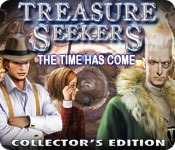 Treasure Seekers: The Time Has Come Collector's Edition Mac Game - Free Treasure Seekers: The Time Has Come Collector's Edition Game for Mac Download