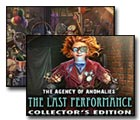 The Agency of Anomalies: The Last Performance Collector's Edition Game - Play The Agency of Anomalies: The Last Performance Collector's Edition Game Download Free