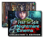 Play Fear for Sale: Nightmare Cinema Collector's Edition Mac Game Download Free