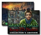 Haunted Halls: Revenge of Doctor Blackmore Game Collector's Edition - Play Haunted Halls: Revenge of Doctor Blackmore Game Download Free