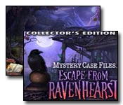 Mystery Case Files: Escape from Ravenhearst Collector's Edition Game - Play Mystery Case Files: Escape from Ravenhearst Collector's Edition Game Download Free