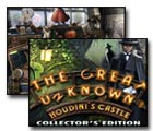 The Great Unknown: Houdini's Castle Game Collector's Edition - Play The Great Unknown: Houdini's Castle Game Download Free