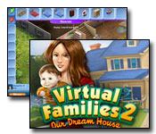 Play Virtual Families 2: Our Dream House Game Download Free