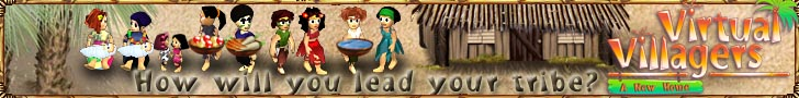Virtual Villagers Game - Free Virtual Villagers Game Download