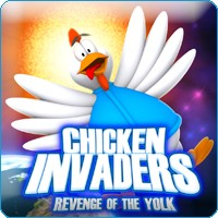 Chicken Invaders 3 Game - Free Chicken Invaders 3 Game Downloads