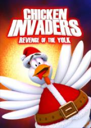 chickeninvaders3 180x254 Game Chicken Invaders 3   Bắn vịt vui nhộn