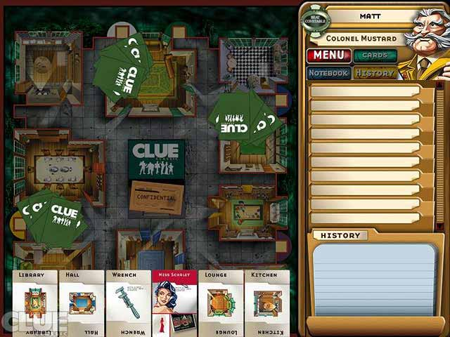clue classic online multiplayer