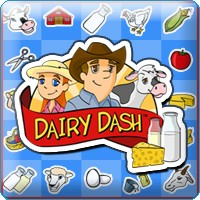 Dairy Dash Game - Free Dairy Dash Game Downloads