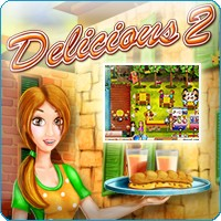 Delicious 2 Deluxe Online Game - Free Delicious 2 Deluxe Online Game