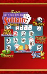 super gamehouse solitaire free