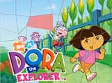 Dora the Explorer Nickelodeon Jigsaw Game - Free Dora the Explorer Jigsaw Game Downloads