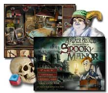 Mortimer Beckett and the Secrets of Spooky Manor Game - Free Mortimer Beckett and the Secrets of Spooky Manor Game Downloads