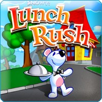 Snowy Lunch Rush Game - Download Free Game Now