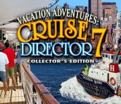 Vacation Adventures: Cruise Director 7 Collector's Edition
