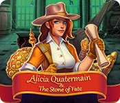 Alicia Quatermain & The Stone of Fate