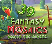 Fantasy Mosaics 39: Behind the Mirror