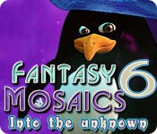 Fantasy Mosaics 6: Into the Unknown