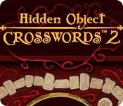 Hidden Object Crosswords 2