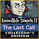 Incredible Dracula II: The Last Call Collector's Edition