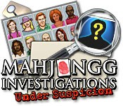 Mahjongg Investigation - Under Suspicion