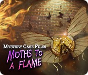 Mystery Case Files: Moths to a Flame