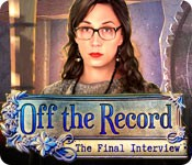 Off the Record: The Final Interview