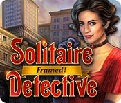 Solitaire Detective: Framed
