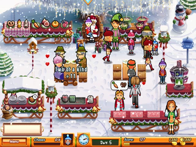 Delicious emily s holiday season game play free download games ozzoom