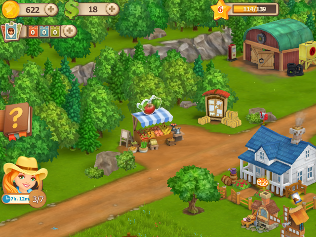 Farm Days Game