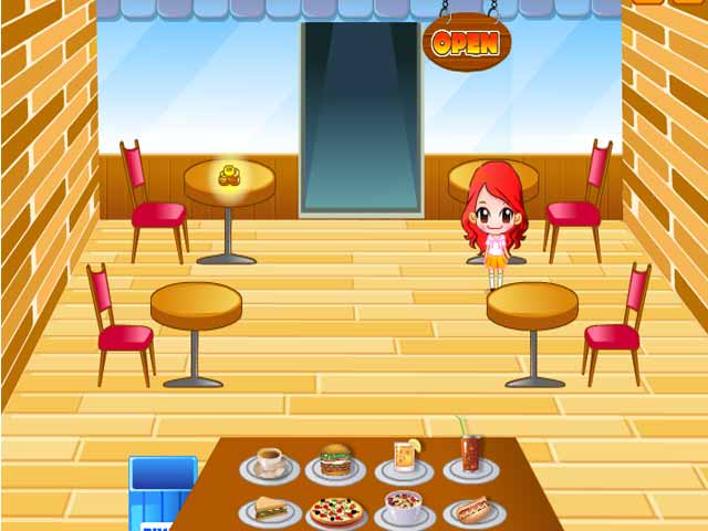 Amy s restaurant game play online games free ozzoom