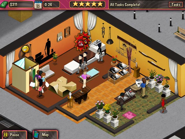 Boutique Boulevard Game Play Free Download Games Ozzoom