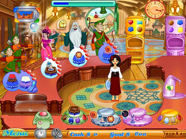 Cake Bakery Game Download
